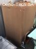 Cuve de stockage carrée 580lt